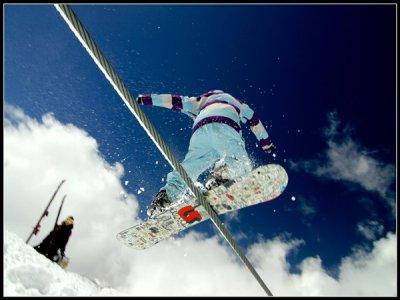 Telemark Sierra Nevada Snowboard