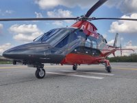 AW109 Helicopter
