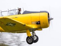 Vintage pilot uniform