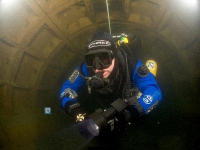 Vobster Diving