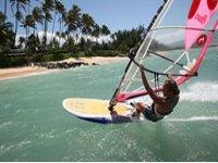 Virtual windsurf coaching