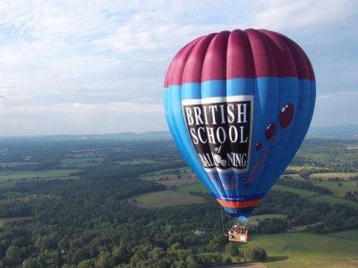 British School of Ballooning