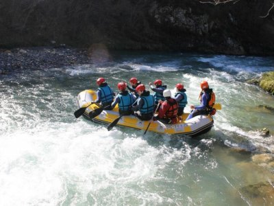 Rafting in the Sella river 2 hours