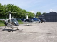 Some of our helicopters
