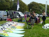 Quiver windsurfing 20
