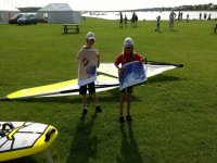 Quiver windsurfing 9