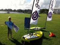 Quiver windsurfing 4