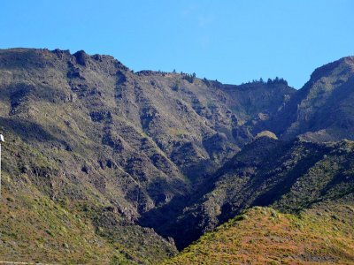 75 miles helicopter tour to the Teide volcanoe