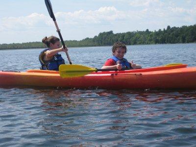 Kayak course 2 days in Huelva