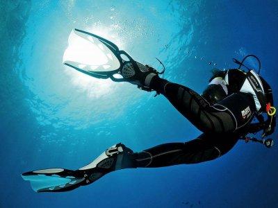 Open Water Diver course in Santiago de Compostela