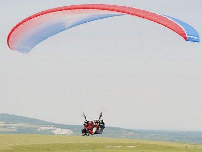 Skylark Paragliding