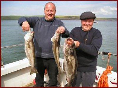 Broadside Boat Charter Fishing Boats