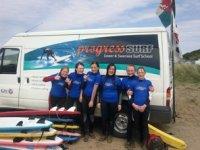 Meet the surfing team