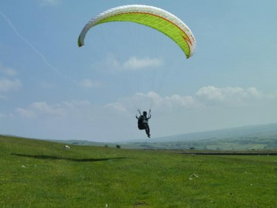 Active Edge Paramotoring