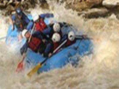 Nae Limits Rafting