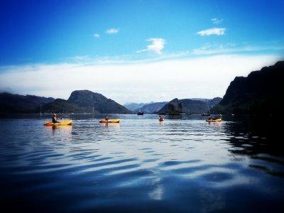 Plockton Boat Hire & Sailing School Kayaking