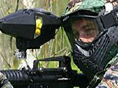Nae Limits Paintball