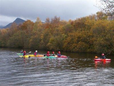 Country Wide Activities Kayaking