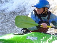 Invigorating paddle