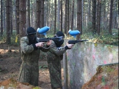 The Paintball Jungle