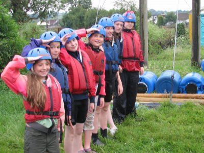 Country Wide Activities Rafting
