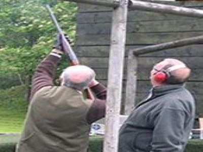 Nae Limits Clay Pigeon Shooting