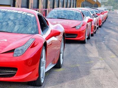 2 laps Ferrari F430 F1 in Can Padró+extras