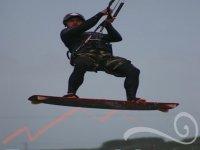 More Kitesurfing Wales