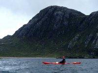Kayaking Isle of Harris