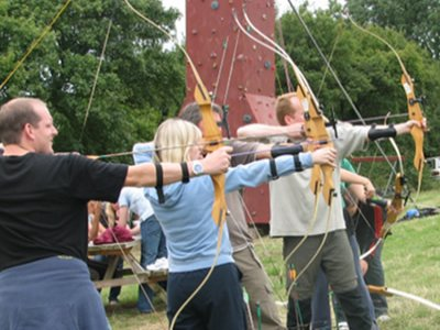 Country Wide Activities Archery