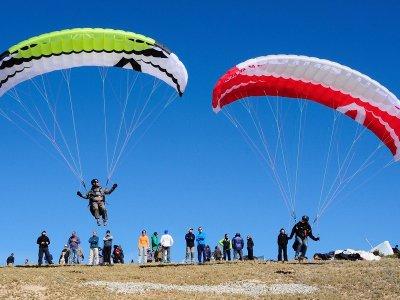 Introduction Paragliding Course 1 week, Castejón