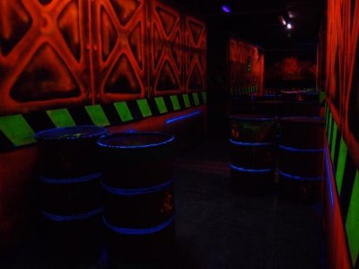 Laser Quest Swindon