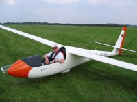 In one of our gliders