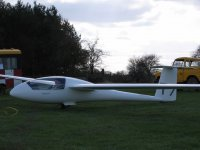 One of our gliders