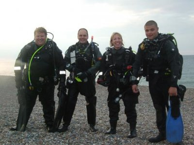 Christal Seas Scuba Dive School
