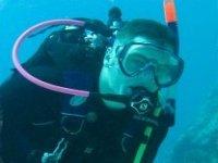 A lesson in Scuba diving