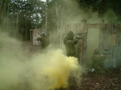 Paintball Commando