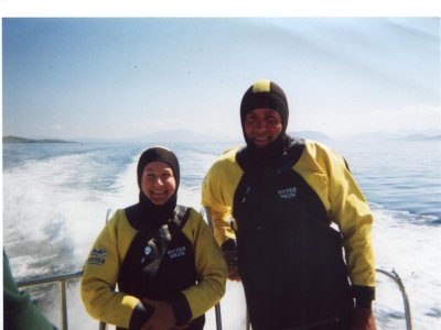 Shearwater Coastal Cruises Diving