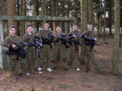 Allout Paintball