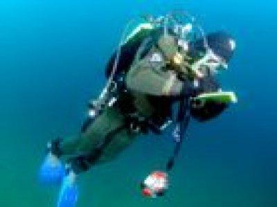 Darren Morgan Outdoor Pursuits Diving