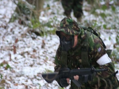 Fearful Silence Airsoft