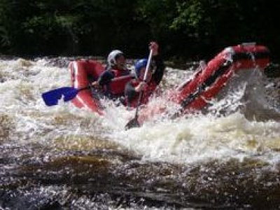 G2Outdoor Rafting