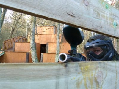 The Battle Grounds Paintball