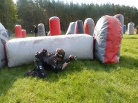 Part of our paintball site