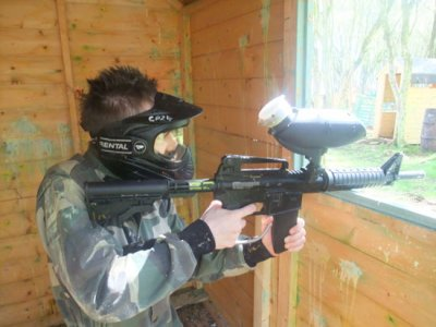 Claymore Paintball