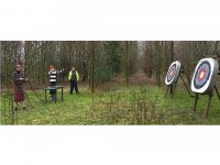 A great archery activity for a stag or hen party.