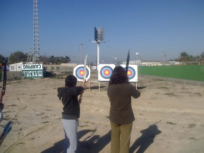 Archery in Guardamar del Segura