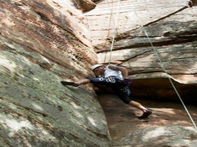 Above & Below Climbing