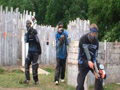 Ground Control Paintball