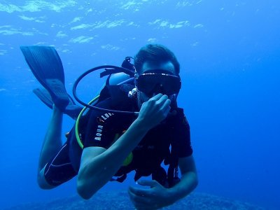 Open Water Diver Course in San Pedro del Pinatar